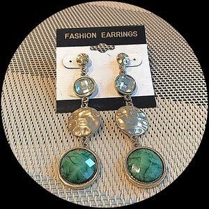 Jewelry - ⬇️5/$20⬇️ Circle Up Earrings